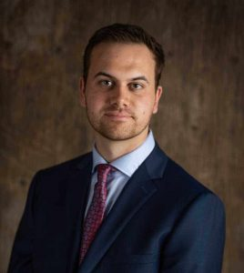 Kyle Hunter gained the best criminal law experience when he summered with our criminal law firm